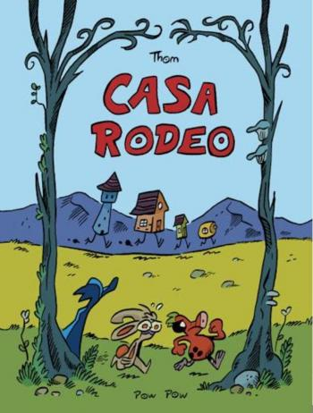 Couverture de l'album Casa Rodeo (One-shot)