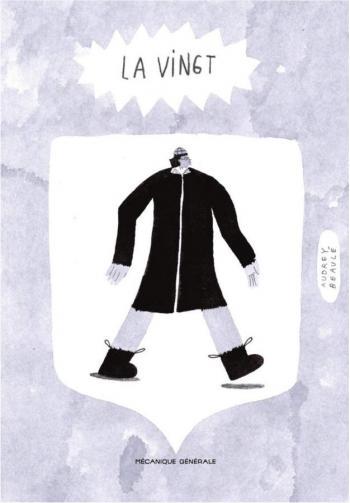 Couverture de l'album La Vingt (One-shot)