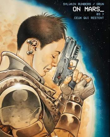 Couverture de l'album On Mars - 3. Ceux qui restent
