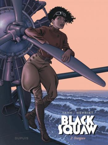 Couverture de l'album Black Squaw - 2. Scarface