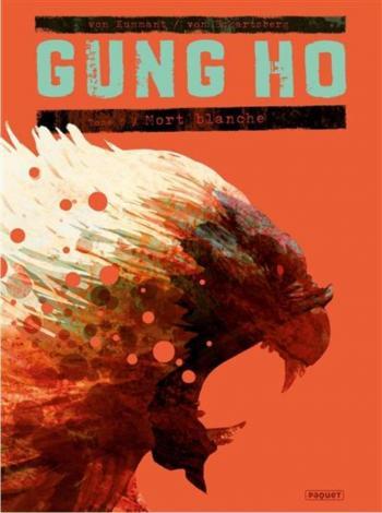 Couverture de l'album Gung Ho - INT. Mort blanche