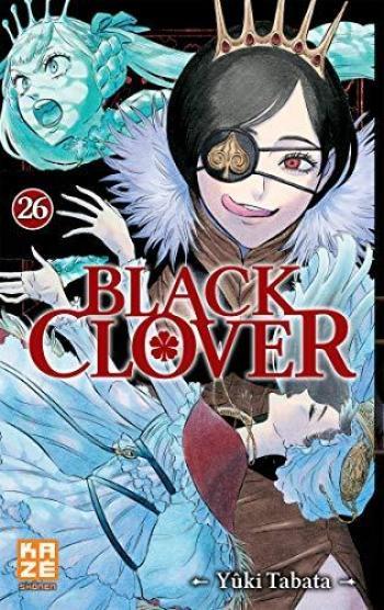 Couverture de l'album Black Clover - 26. le pacte noir
