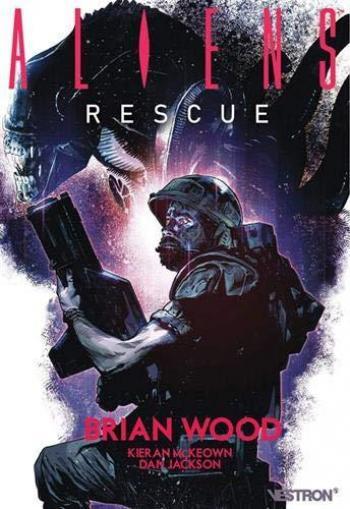 Couverture de l'album Vestron - 37. Aliens : Rescue
