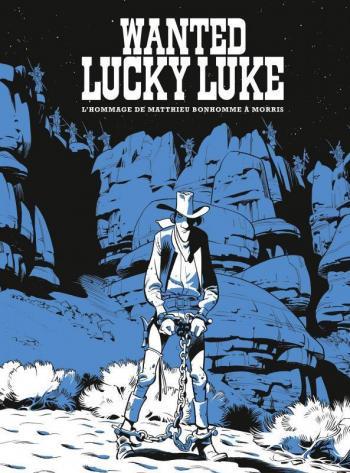 Couverture de l'album Les Aventures de Lucky Luke selon... - 3. Wanted
