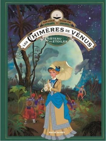 Couverture de l'album Les Chimères de Vénus - 1. Volume 1/3
