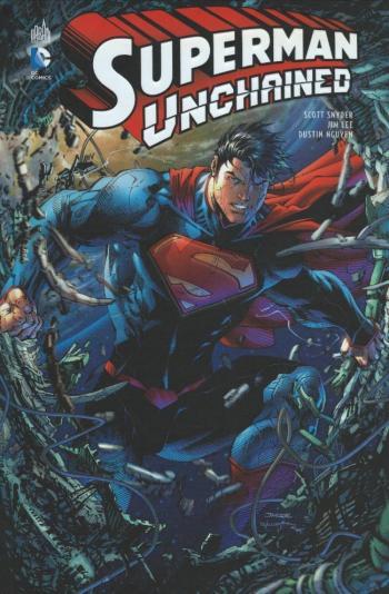 Couverture de l'album Superman - Unchained (One-shot)