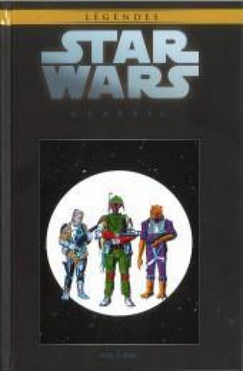 Couverture de l'album Star Wars (Collection Hachette) - 123. Star Wars Classic - #41 à #46