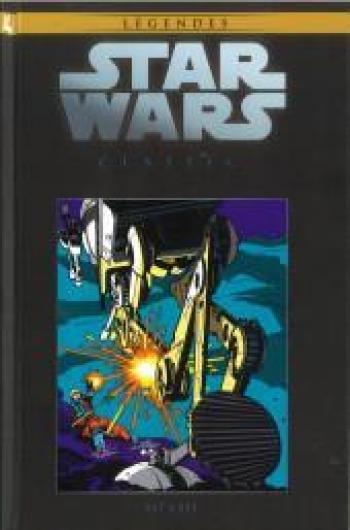 Couverture de l'album Star Wars (Collection Hachette) - 124. Star Wars Classic - #47 à #51
