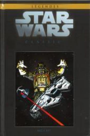 Couverture de l'album Star Wars (Collection Hachette) - 125. Star Wars Classic - #52 à #57