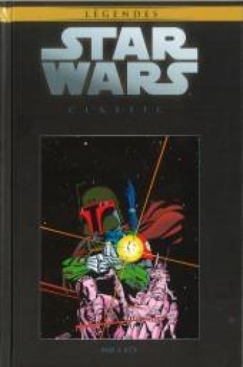 Couverture de l'album Star Wars (Collection Hachette) - 128. Star Wars Classic - #68 à #73