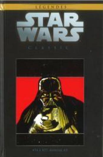 Couverture de l'album Star Wars (Collection Hachette) - 129. Star Wars Classic - #74 à #77 et Annual #3