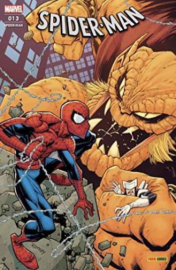 Couverture de l'album Spider-Man (V8) - 13. Tome 13