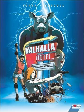 Couverture de l'album Valhalla Hotel - 2. Eat the gun