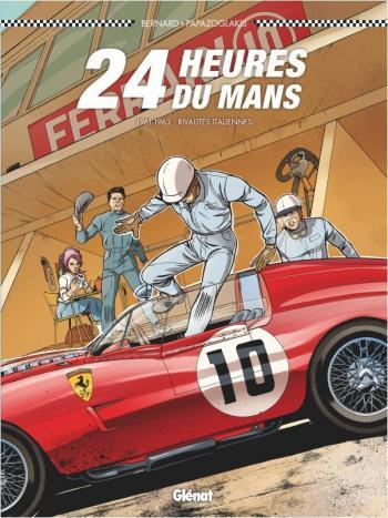 Couverture de l'album 24 Heures du Mans - 8. 1961-1963