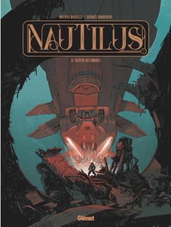 Couverture de l'album Nautilus - 1. Le théâtre des ombres