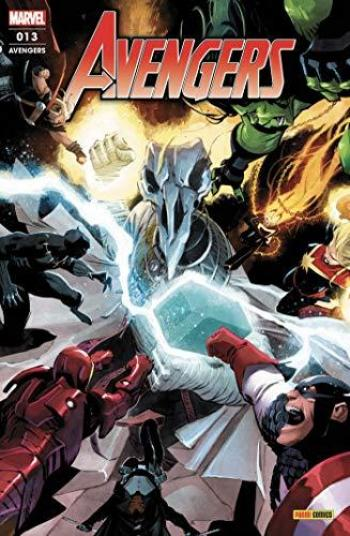 Couverture de l'album Avengers (V7, Fascicules) - 13. L'ère de Khonshu (2)