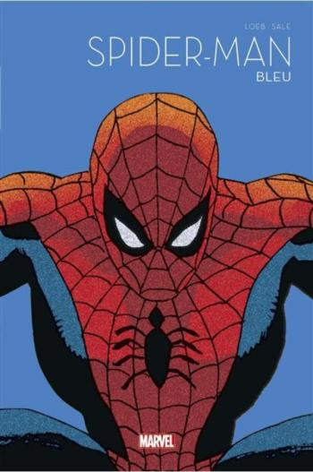 Couverture de l'album Le printemps des comics 2021 - 1. Spider-Man : Bleu