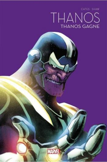 Couverture de l'album Le printemps des comics 2021 - 6. Thanos : Thanos Gagne