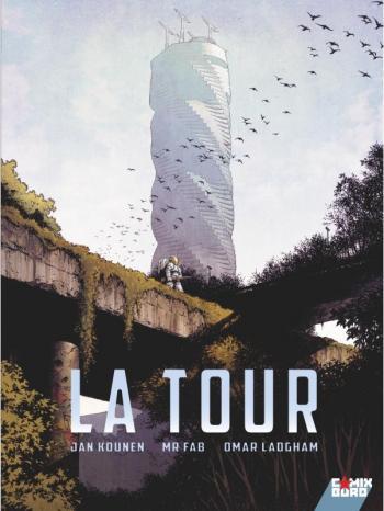 Couverture de l'album La Tour (Glénat) - 1. Tome 1