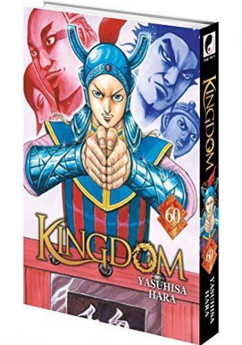 Couverture de l'album Kingdom - 60. Le retour d'un vieil ennemi et le départ vers une nouvelle guerre.