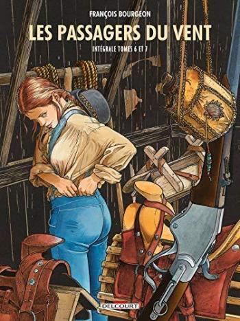 Couverture de l'album Les Passagers du vent - INT. Intégrale tomes 6 à 7
