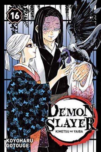 Couverture de l'album Demon Slayer - 16. Tome 16