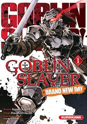 Couverture de l'album Goblin Slayer - Brand New Day - 1. Tome 1