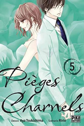 Couverture de l'album Pièges charnels - 5. Tome 5