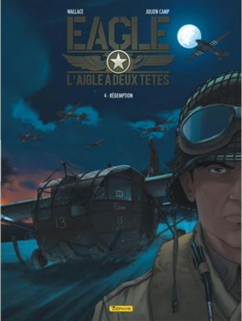 Couverture de l'album Eagle - L'aigle à deux têtes - 4. Rédemption
