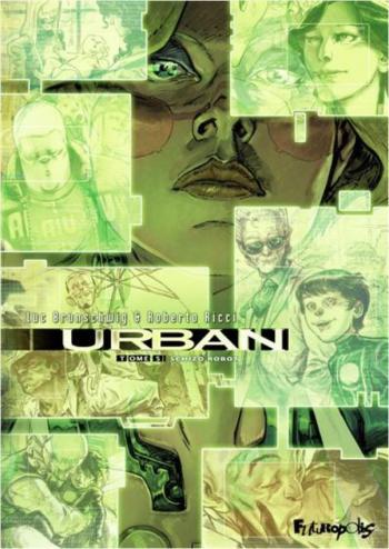 Couverture de l'album Urban - 5. Schizo robot