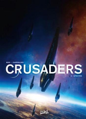 Couverture de l'album Crusaders - 3. Spectre
