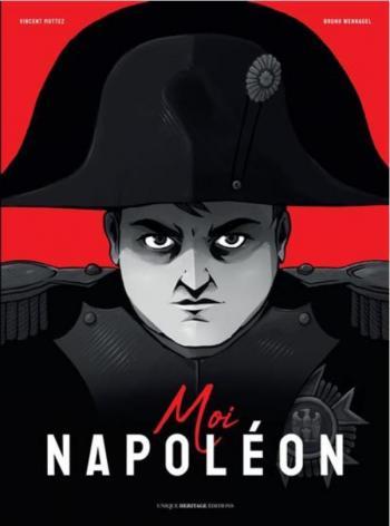 Couverture de l'album Moi, Napoléon (One-shot)