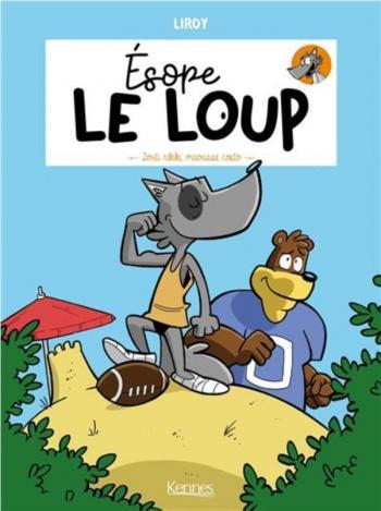 Couverture de l'album Ésope le loup - 2. Tutti rikiki maousse costo