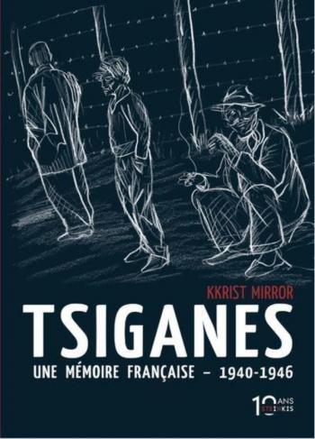 Couverture de l'album Tsiganes (One-shot)