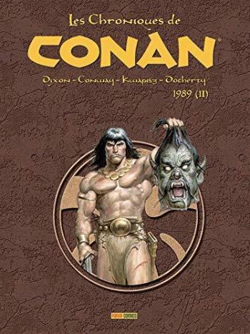 Couverture de l'album Les Chroniques de Conan - 28. 1989 (ii)