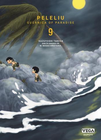 Couverture de l'album Peleliu - Guernica of Paradise - 9. Peu avant 1947