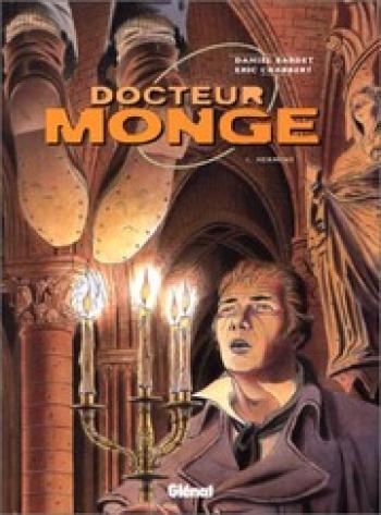 Couverture de l'album Docteur Monge - 1. Hermine