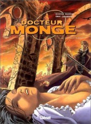 Couverture de l'album Docteur Monge - 2. La chapelle blanche