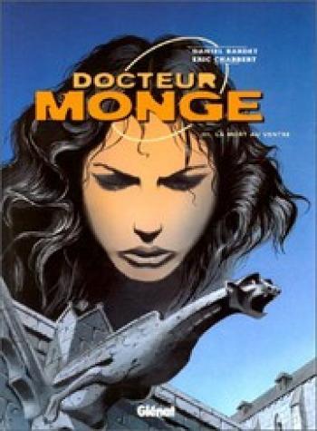 Couverture de l'album Docteur Monge - 3. La mort au ventre