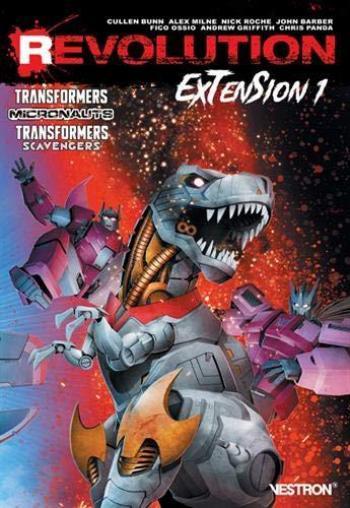 Couverture de l'album Vestron - 52. Revolution Extension #1