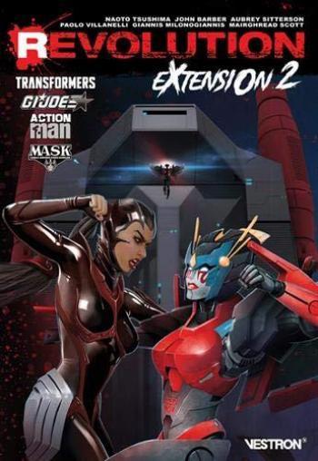 Couverture de l'album Vestron - 53. Revolution Extension #2