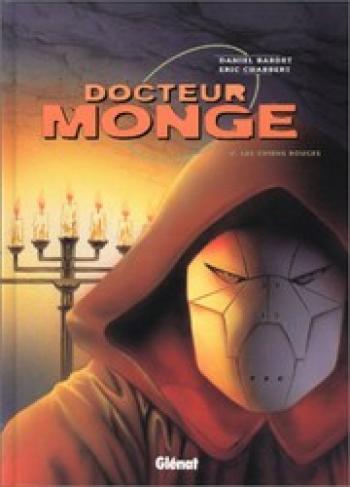 Couverture de l'album Docteur Monge - 5. Les chiens rouges