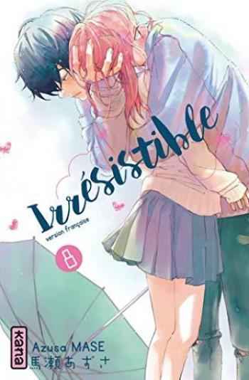 Couverture de l'album Irrésistible - 8. tome 8