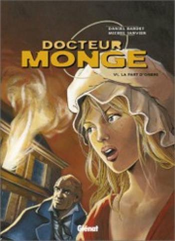 Couverture de l'album Docteur Monge - 6. La part d'ombre