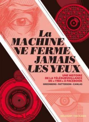 Couverture de l'album La Machine ne ferme jamais les yeux (One-shot)