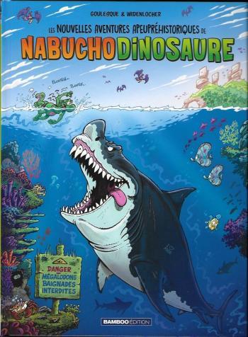 Couverture de l'album Les Nouvelles Aventures Apeupréhistoriques de Nabuchodinosaure - 5. Tome 5