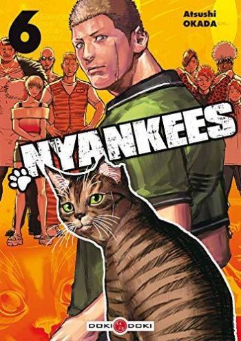 Couverture de l'album Nyankees - 6. Tome 6