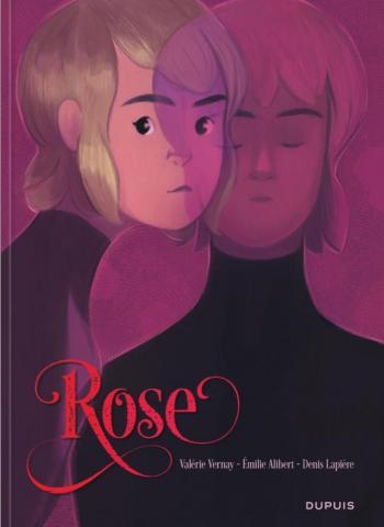 Couverture de l'album Rose (Dupuis) - INT. Intégrale