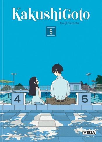 Couverture de l'album Kakushigoto - 5. Tome 5