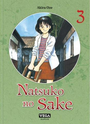 Couverture de l'album Natsuko no sake - 3. Tome 3